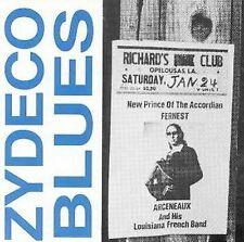 Zydeco Blues by Fernest and the Thunders (CD, Jul-1991, Flyright (UK))