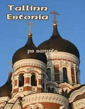 ESTONIA - TALLINN - Travel Souvenir Magnet