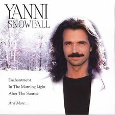 Snowfall by Yanni (CD, Nov-2004, BMG Special Products) FAST FREE SHIPPING