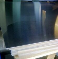 ALUMINIUM SHEET/PLATE 1.2mm THICK - 1250mm X 500mm (OR CAN BE CUT TO ANY SIZE)