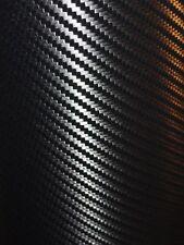 Film vynile adhésif carbone noir brillant 3M DI NOC CA-1170 Format: 20CM x 30CM