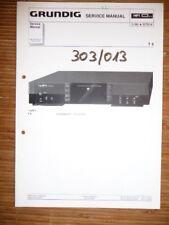 Service Manual Grundig T 4 Fine Arts Tuner  ,ORIGINAL