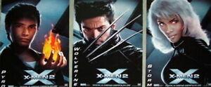 X2 Marvel X-MEN 2 lobby cards 12 original vintage stills 2003 Wolverine