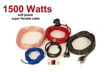 10 Gauge amplifier wiring kit for Active subwoofer , subwoofer car,van, truck