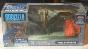"JAKKS Pacific Godzilla King of The Monsters 6"" King Ghidorah Action Figure New"
