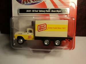 Classic Metal Works 1:87 '60 Ford Oscar Mayer Delivery Truck MIP Mini Metals '15