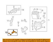 Infiniti NISSAN OEM G37 Air Cleaner Intake-Resonator Bracket Right 16564JK20A