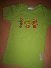"""""""My Baby"""" Unterhemd, grün mit Motiv  Gr. 62/68"""