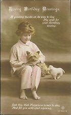 Rena Cross. 'Radcliffe',  West Kirby, Cheshire 1915 - Eva & Sydney (JC.306)