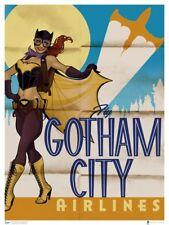 """Poster - DC Bombshells - Batgirl Art Print 18""""x24"""" dcc-0105"""
