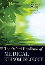 The Oxford Handbook of Medical Ethnomusicology (Oxford Handbooks), , Good, Hardc