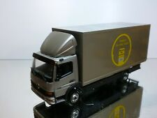 MINICHAMPS MERCEDES BENZ ATEGO 815 - TRUCK of the YEAR 1999 - 1:43 - VERY GOOD
