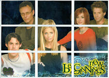 BUFFY SEASON 4 COMPLETE SET OF 9 NEW BEGINNINGS CARDS