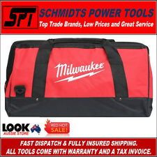 """MILWAUKEE M12 M18 600mm LARGE SIZE TOOL BAG 23"""" COMBO KIT WIDE MOUTH TOOLBAG"""