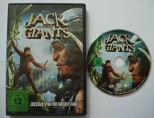 JACK AND THE GIANTS   ___   DVD   ___   EAN 5051890154514   ___   FSK 12
