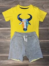Boys Tea Collection Outfit Size 7 Nwot