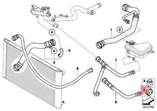 Genuine BMW E28 E30 E31 Z1 Radiator Cooling Hose Clamp x5 pcs OEM 11531714433