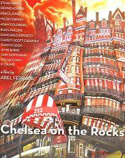 CHELSEA ON THE ROCKS, DVD,FREE SHIP! HOTEL NEW YORK,JANIS JOPLIN,DENNIS HOPPER,