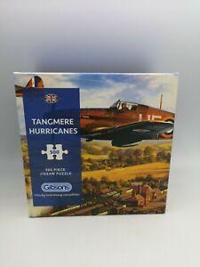 Tangmere Hurricanes 500 Piece Gibsons Jigsaw, Nicolas Trudgian, Planes