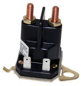 12V Starter Solenoid Trombetta 862-1241-211-12 AYP Craftsman Husqvarna 532192507