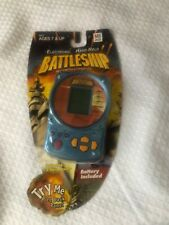 NEW sealed electronic battleship handheld game 2002 MB Milton Bradley