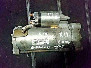 FORD MONDEO GALAXY 2007-2014 2.0 TDCI STARTER MOTOR UNIT 6G9N11000FA REF S18