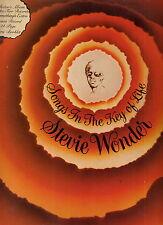 STEVIE WONDER - rare 2LP (Double 33 tours) - France -