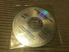 PETER SCHILLING - TERRA TITANIC CD SINGLE SPAIN 1 TRACK PROMO WEA 93 SYNTH POP