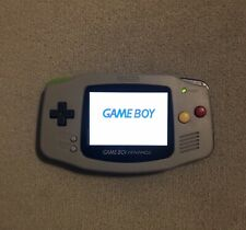 GBA Gameboy Advance IPS Backlit LCD Mod Glass Screen SNES Design