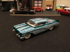 1:64 Hot Wheels Legends Limited Ed 1957 57 Cadillac Eldorado Troy Lee Designs