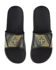 NFL New Orleans Saints Men's Legacy Sport Slide Sandals