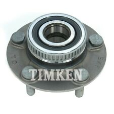 Wheel Bearing and Hub Assembly-Axle Bearing and Hub Assembly Rear Timken 512029