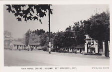 RP: ESSO Gas Station & Twin Maple Cabins, ARNPRIOR , Ontario , Canada , 30-40s
