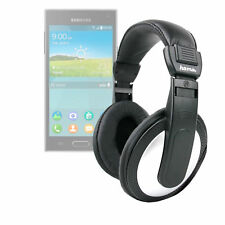 Stereo Over-Ear Headphones W/ 6M Cable For Samsung Z & Sony Xperia C3 / M4 Aqua