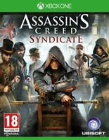 Assassin's Creed Syndicate - Jeu Xbox One - Neuf sous blister - FR
