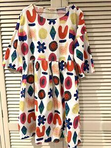 "Cute GORMAN ""Ode"" Cotton Sadie Dress * Size 14"