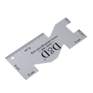 Sewing Quilting Rulers Measurement Gauge for Sewing/Patchwork/Embroidery