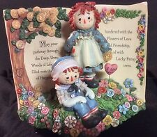 """Raggedy Ann & Andy The San Francisco Music Box Co. """"That's What Friends Are For"""""""