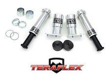 "TeraFlex 3"" Front & Rear SpeedBump Bump Stop Kit for 2007-2018 Jeep Wrangler JK"