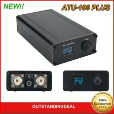 ATU-100 PLUS Upgraded 100W Shortwave Automatic Antenna Tuner +Charger Assembled