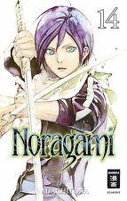 Noragami 14-germano-Ema/Egmont mercancía nueva