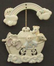 """Lenox China 3"""" Noah'S Ark Ornament - Discontinued!"""