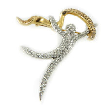 Swarovski spilla donna  Celebrate the spirit JOY 2000 annual edition pin