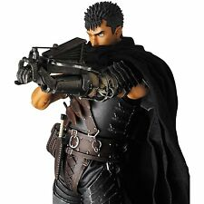 Berserk Lost Children no Shou Japan Anime Figure Guts Black Swordsman Ver RAH