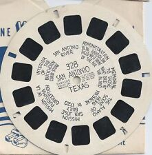 Collectable Antique Travel Viewmaster Photos