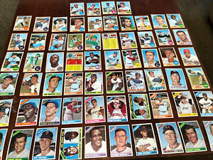 64 Diff 1966 1967 1968 Topps Baseball HOFERs,Stars,Specials EX-MT NM Lot #10
