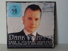 "*****DVD-VARIOUS ARTISTS""ZILLO-DARK VISIONS-Die Clip-Highlights von 2011""*****"