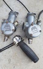 AMAL CARBURETOR 389/206 Vintage triumph chopper bobber motorcycle engine parts