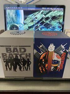 THE BAD BATCH and May The 4th Fourth 2021 Disney Star Wars Magicband Magic Band