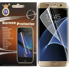 For Samsung Galaxy S7 Edge Anti-Shock Clear Full Front Screen Protector Film